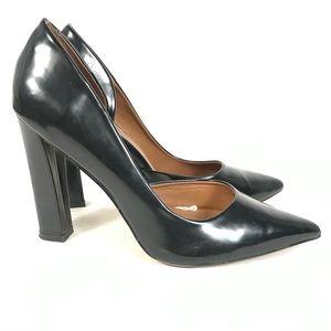 Steve Madden chunky heels